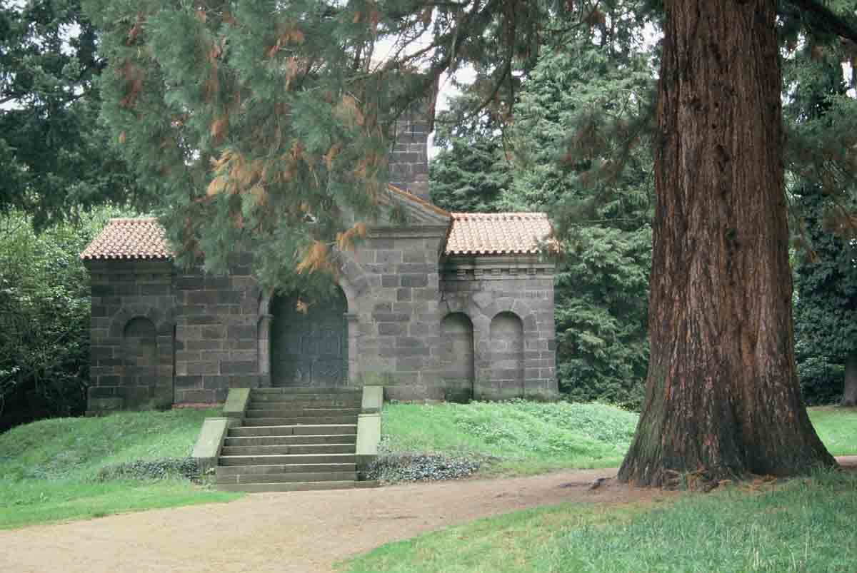 Neues Mausoleum